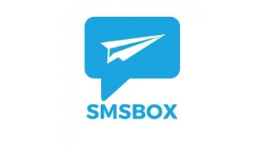 Nodejs send sms using SMSBOX api